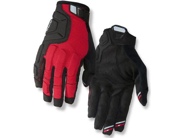Giro Remedy X2 Gloves Herren dark red/black/gray
